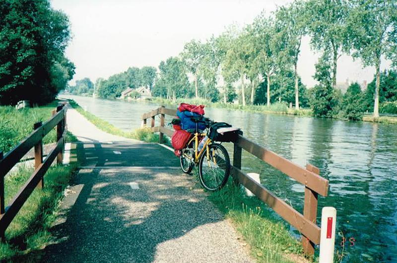 ヨーロッパへの自転車旅行2