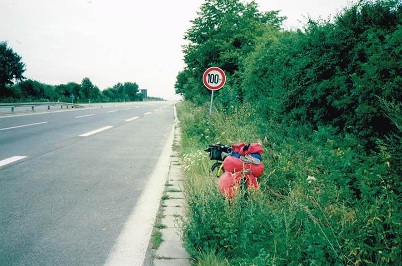 ヨーロッパへの自転車旅行1