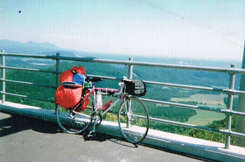 北海道への自転車旅行