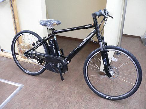ヤマハ/パスブレイスエル/PASBrace-L/PV26SL/スポーツ/クロスバイク/電動アシスト自転車/大容量/a