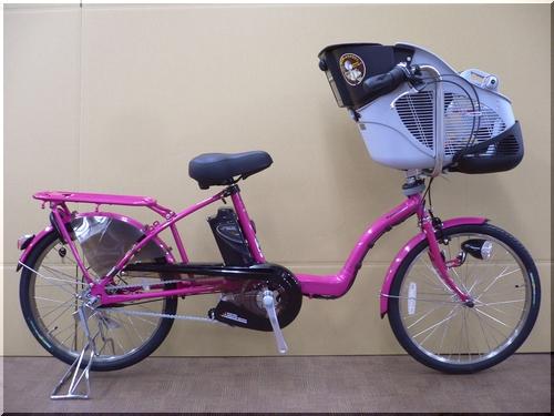 パナソニック/Panasonic/ギュットミニGYUTTOMINI/BE-ENMM033/3人乗り対応幼児2人同乗/a