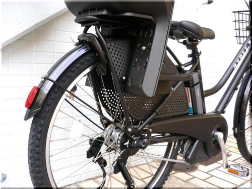 ブリヂストン/VERYコラボ/HYDEE.Bハイディビー/HY6L61/電動アシスト自転車/ハンサムチャイルドシート/フロントバスケット/c