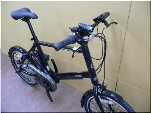panasonic/パナソニック/リトルビー/BE-ENHB032/コンパクトミニベロスポーツ/電動アシスト自転車/b