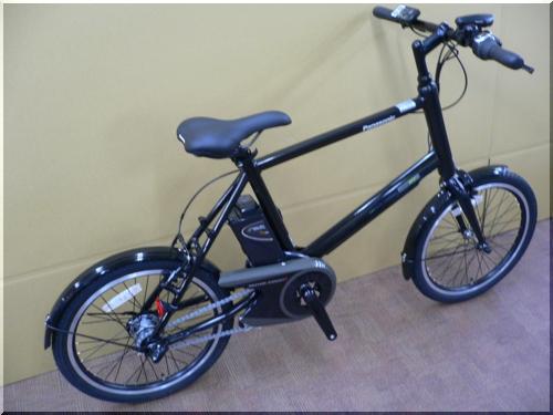 panasonic/パナソニック/リトルビー/BE-ENHB032/コンパクトミニベロスポーツ/電動アシスト自転車/c