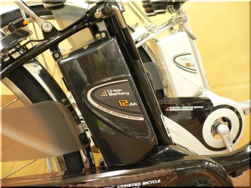 panasonicパナソニック/ビビEX/BE-ENE633・433/12Ah/2011/最上級モデル/b