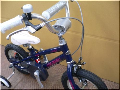 2012/LOUISGARNEAU/ルイガノ/KIDSBIKE/キッズバイク/LGS-J12/可愛い初めて安全/b