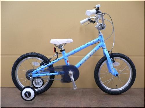 2012/LOUISGARNEAU/ルイガノ/KIDSBIKE/キッズバイク/LGS-J16/可愛い初めて安全/a