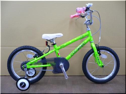 2012/LOUISGARNEAU/ルイガノ/KIDSBIKE/キッズバイク/LGS-J16/可愛い初めて安全/c