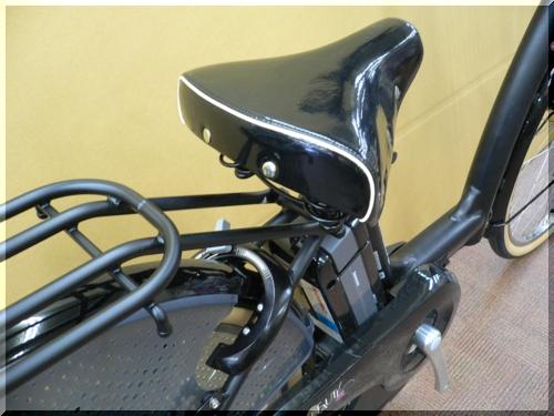 2011夏モデル/BRIDGESTONE/ブリヂストン/ボーテアシスタデラックスDX/BA6L81/電動アシスト自転車モデル/幼児2人同乗基準適合車/3人乗り/長生きバッテリー/c
