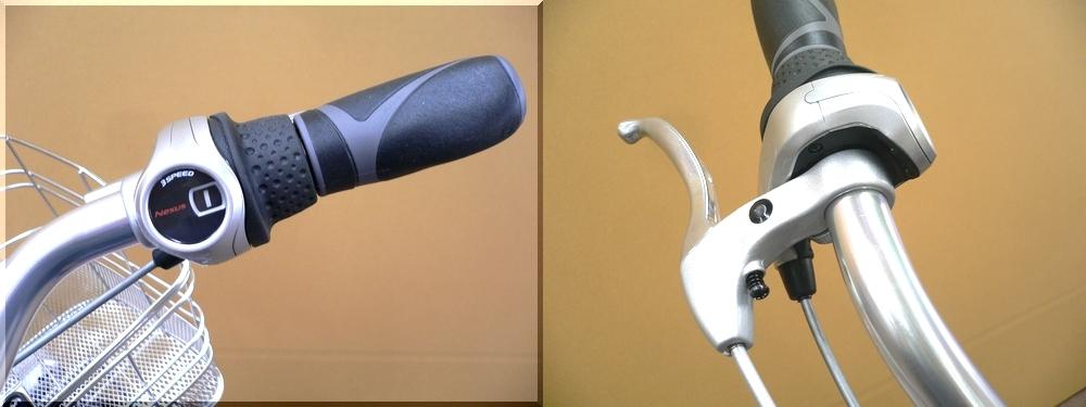 2012H24年新モデル/アルベルトL型/AR6TPL-7TPL/ 通学通勤車/ベルト駆動式/漕ぎ出し楽/h