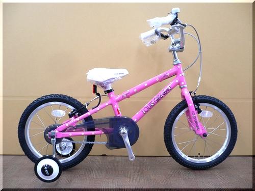 自転車の デポ 自転車 電動 : 2012/LOUISGARNEAU/ルイガノ/KIDSBIKE ...
