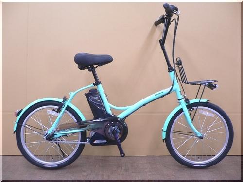 2011/パナソニック/シュガードロップ/BE-ENCS033/小径車/低床小柄/可愛い電動アシスト自転車/特価激安/a