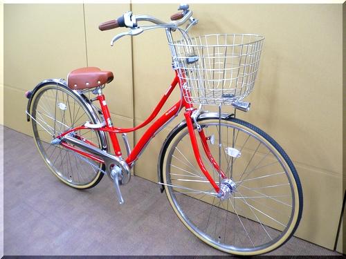 BRIDGESTONEブリヂストン/2012春/LOCOCOロココ/LO7TP/おしゃれカジュアル通学自転車/b