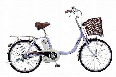 リチウムビビSS20/BE-ENS033/低床乗りやすい小径電動アシスト自転車