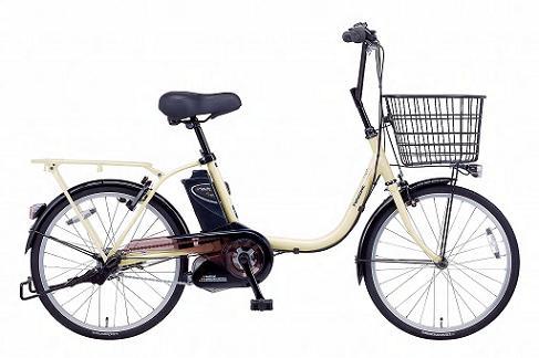 パナソニック/リチウムビビFP/BE-ENU033/オシャレ小径電動アシスト自転車