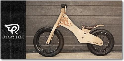 EARLY RIDER LITE アーリーライダー ライト/クラシック 木製ランバイクd