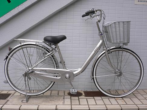 ブリヂストン/カルーサCU63TP/3年間自転車盗難補償