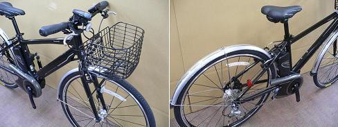 パナソニックpanasonic/ジェッターJETTER/BE-ENHC782/クロスバイク/電動アシスト自転車/スポーティ/e