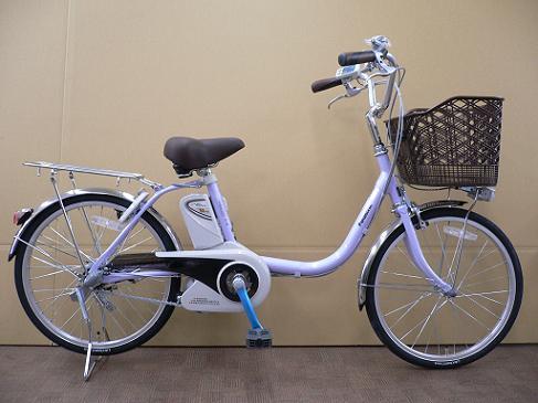 2011/パナソニック/BE-ENS033/電動アシスト自転車/超低床/小柄年配/a