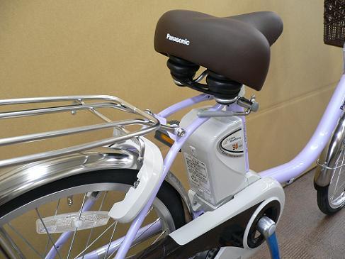 2011/パナソニック/BE-ENS033/電動アシスト自転車/超低床/小柄年配/b