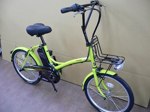 2010/パナソニック/シュガードロップ/BE-ENCS03/小径車/低床小柄/可愛い電動アシスト自転車/特価激安/b