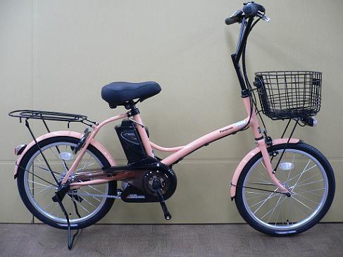 2010/パナソニック/シュガードロップ/BE-ENCS03/小径車/低床小柄/可愛い電動アシスト自転車/特価激安/c