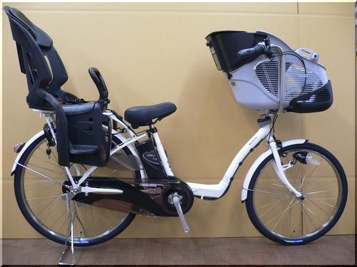 パナソニック/Panasonic/ギュットGYUTTO/BE-ENM633/3人乗り対応幼児2人同乗/a