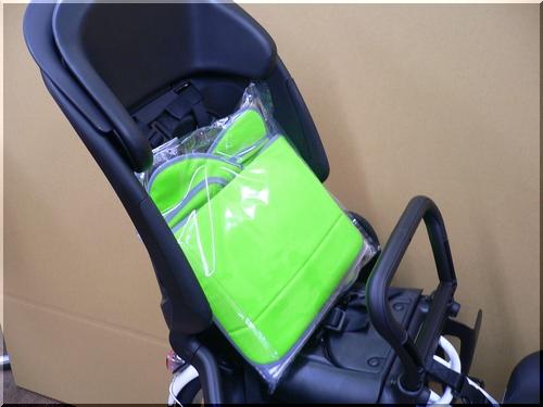 パナソニック/Panasonic/ギュットGYUTTO/BE-ENM633/3人乗り対応幼児2人同乗/b