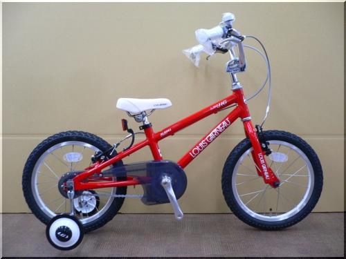 2012/LOUISGARNEAU/ルイガノ/KIDSBIKE/キッズバイク/LGS-J16/可愛い初めて安全/b