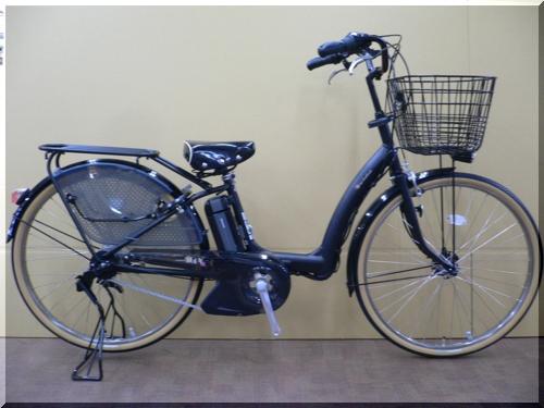 2011夏モデル/BRIDGESTONE/ブリヂストン/ボーテアシスタデラックスDX/BA6L81/電動アシスト自転車モデル/幼児2人同乗基準適合車/3人乗り/長生きバッテリー/a