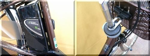 panasonic/パナソニック/2012年新モデル/ViVi-DX/ビビデラックス/BE-END634_434/エコナビ/オートライト機能/BAA/長距離モデル/盗難補償/長期補償付/d