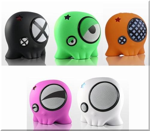 BOOMBOTIX BB-1/ブームボティックス/携帯型のコンパクトなスピーカー/USB充電式/c