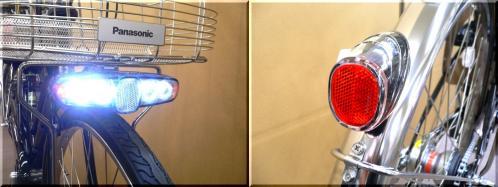 panasonic/パナソニック/2012年新モデル/ViVi-DToughess/ビビタフネス/BE-ENL734/エコナビ/オートライト機能/BAA/スタイリッシュ通勤・通学長距離モデル/盗難補償/長期補償付/c