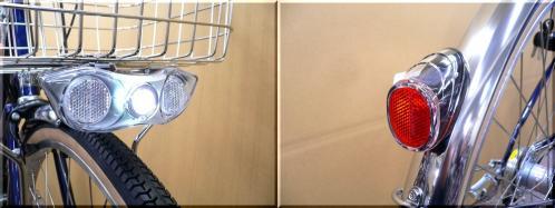 anasonic/パナソニック/2012年新モデル/ViVi-Latte/ビビラッテ/BE-ENDA633/エコナビ/オートライト機能/BAA/おしゃれフレームモデル/盗難補償/長期補償付/c