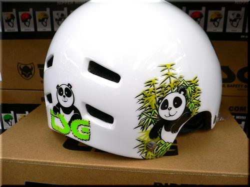 TSG - 2012 NIPPER MINI アニマルパターンシリーズ / スケートボード BMX キッズヘルメット 子供用 /c
