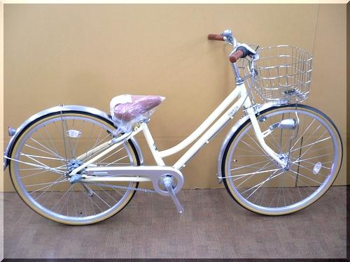 BRIDGESTONEブリヂストン/2012春/10年11年継続モデル/Lopetaロペタ/NLT63T/子供大人用自転車/低床&軽量アルミモデル/a