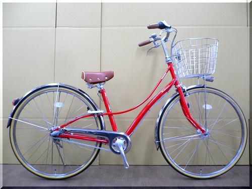 BRIDGESTONEブリヂストン/2012春/LOCOCOロココ/LO7TP/おしゃれカジュアル通学自転車/a