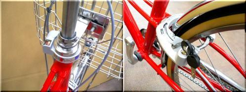 BRIDGESTONEブリヂストン/2012春/LOCOCOロココ/LO7TP/おしゃれカジュアル通学自転車/d
