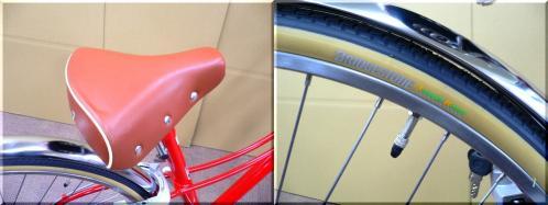 BRIDGESTONEブリヂストン/2012春/LOCOCOロココ/LO7TP/おしゃれカジュアル通学自転車/f