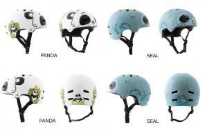 TSG - 2012 NIPPER MINI アニマルパターンシリーズ / スケートボード BMX キッズヘルメット 子供用 /d